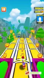 Subway Bus Run – 2020 3