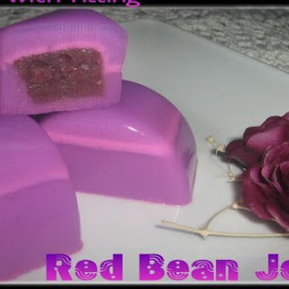 Red Bean Jelly.