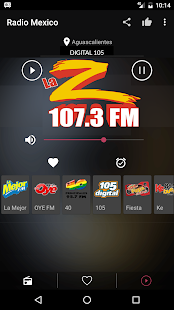 Mexican Radio Stations FM AM - náhled