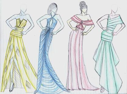 Descargar Dibujando diseos de ropa APK 10 APK para Android arte