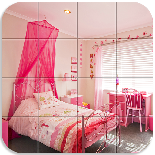 Tile Puzzle Girls Bedrooms file APK for Gaming PC/PS3/PS4 Smart TV