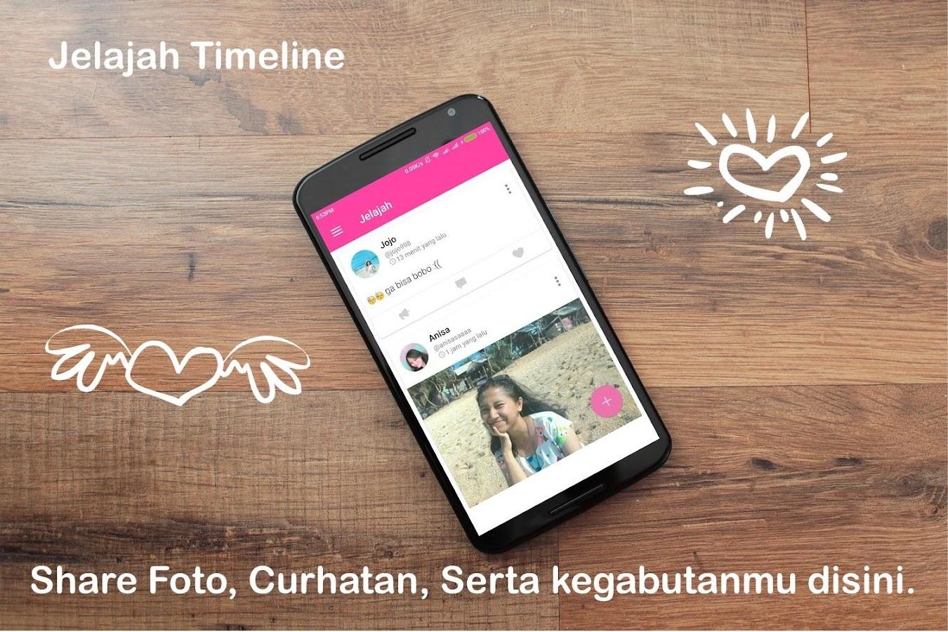 Qenalan Cari Teman Chat Android Apps On Google Play