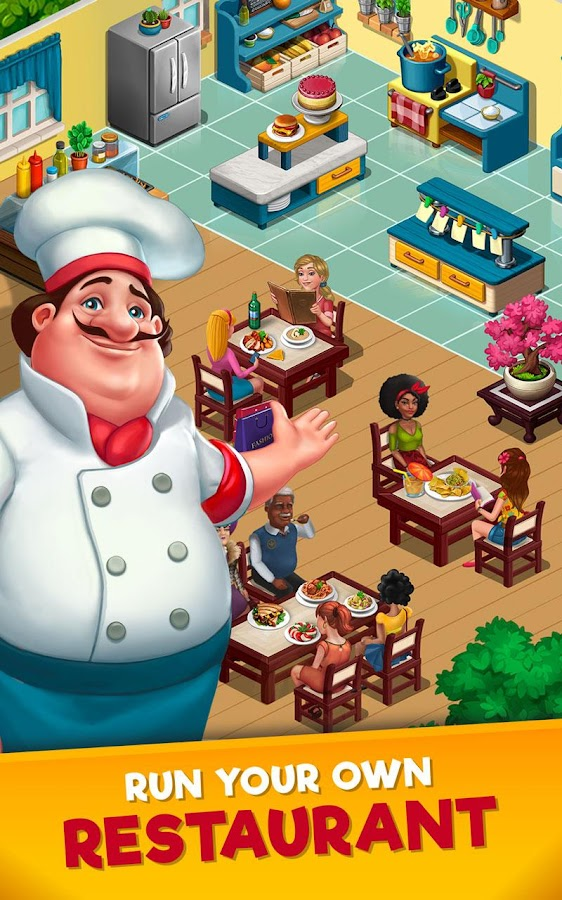ChefDom: Cooking Simulation- screenshot