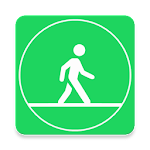 Step Step: Pedometer Icon