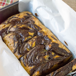 Low Carb Chocolate Peanut Butter Loaf.