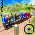 Farm Animal Transport Truck 3D