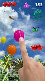 Smeč balóny - náhled