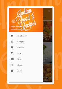 Indian Cooking Recipes Free- screenshot thumbnail