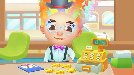 Baby Panda's Hair Salon Screenshot