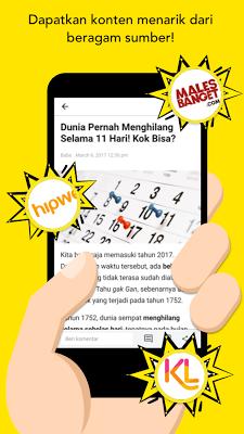 BaBe+ - Berita Indonesia - screenshot