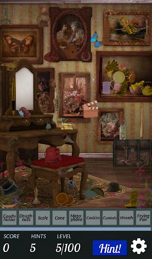 Hidden Object - Art World 1.0.13 screenshots 4