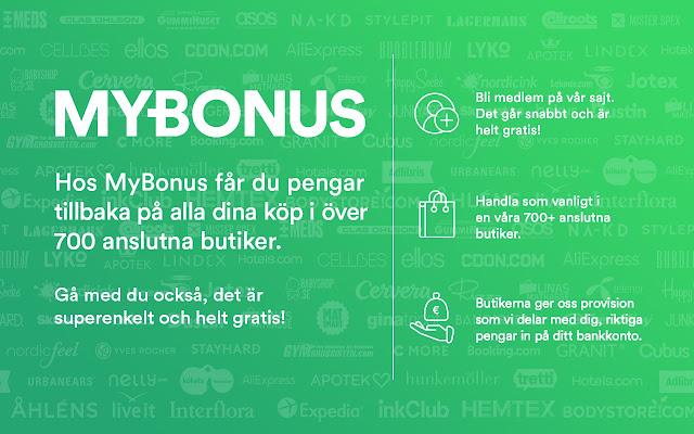 MyBonus - Autobäring