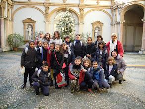 """Photo: 10/12/2014 - Istituto comprensivo """"Padre Gemelli"""". Scuola elementare """"Margherita di Savoia"""" di Torino. Classe V A."""