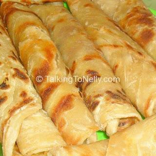 How To Make Soft Layered Chapati ( Chapati Za Ngozi).