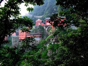 Photo: Village at Wudangshan