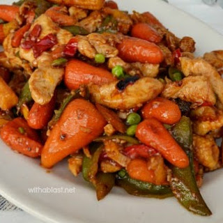 Teriyaki Chicken Stir Fry With Rice Recipes