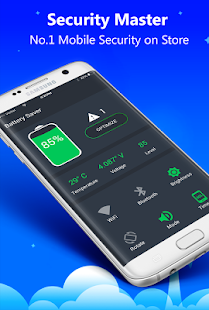 Security Master - Cleaner, Applock & Fast Charger - náhled