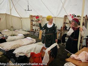 Photo: Pilgrim Sick Bay