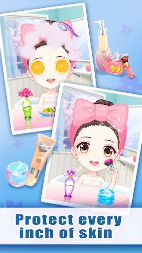 ud83dudc78ud83dudc9dAnime Princess Makeup - Beauty in Fairytale apkpoly screenshots 6