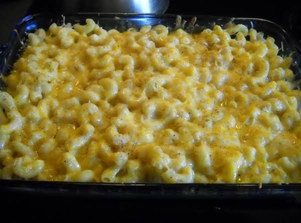 Mom's Cheesiest Mac & Cheese