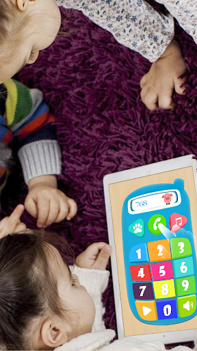 Baby Phone for Kids. Learning Numbers for Toddlers screenshot 6