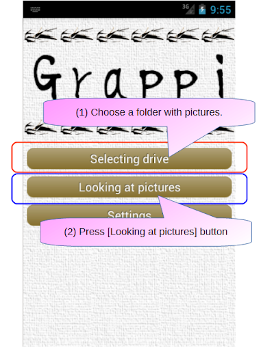 grappi -picture and slide show