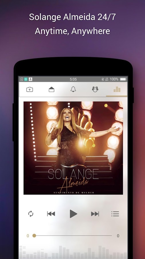 Solange Almeida- screenshot