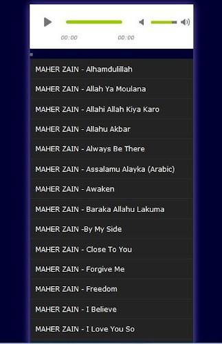 Download MAHER ZAIN