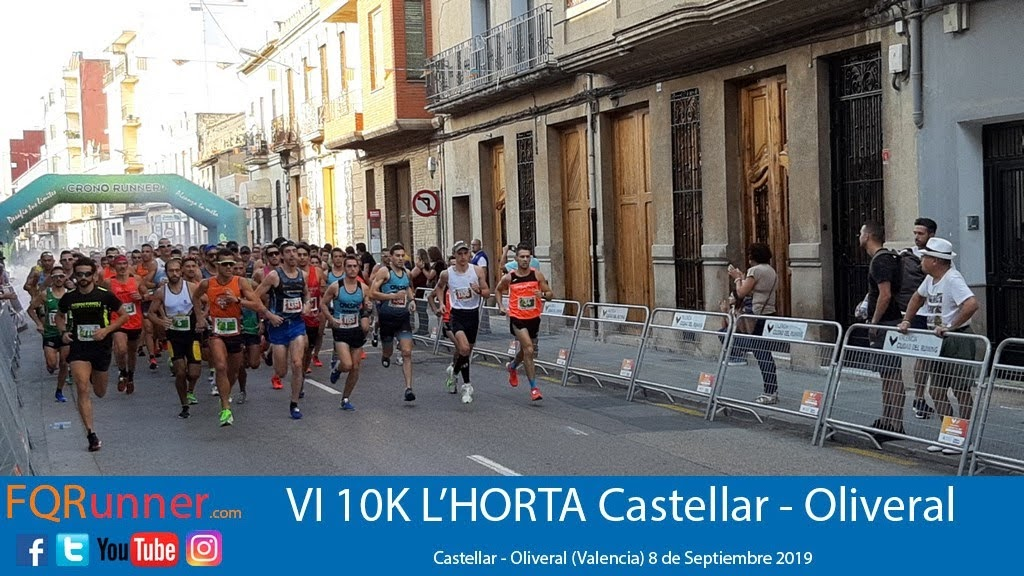 Fotos 10K L'Horta Castellar – Oliveral