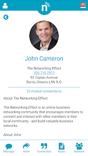 The Networking Effect- screenshot thumbnail