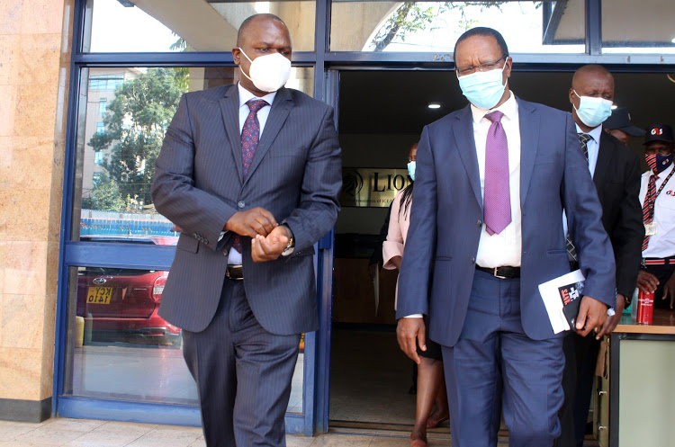 Image result for Uhuru Succession, Kibicho