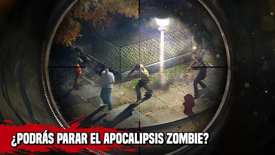 Zombie Hunter Sniper: Juegos de Disparos gratis 3