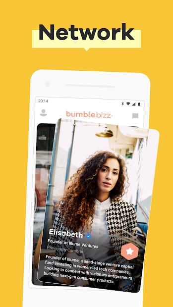 Bumble — Date. Meet Friends. Network. screenshot 2