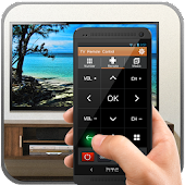 Free Remote Control for TV APK for Windows 8