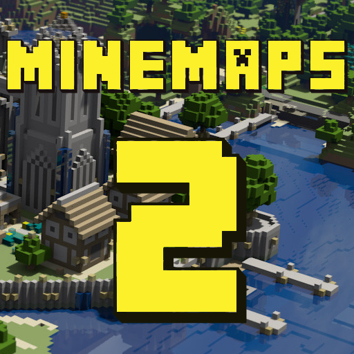 Pixelmon Minemaps for MCPE