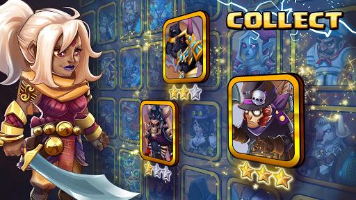 Tiny Gladiators 2: Heroes Duels - RPG Battle Arena 2.1.5 screenshots 4