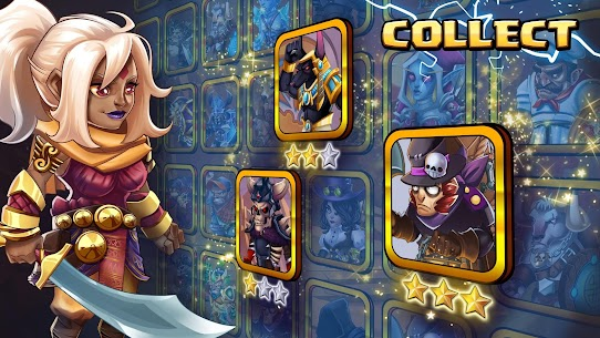 Tiny Gladiators 2: Heroes Duels – RPG Battle Arena Apk Download For Android and Iphone 4
