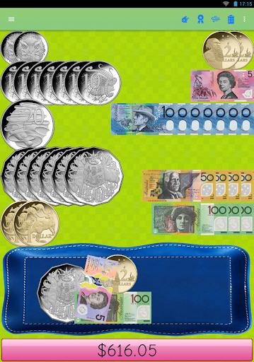 Calculating Australian Dollar For Kids 1.4 Windows u7528 10