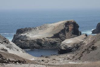 Photo: La isla que no es isla pero lo parece Quilca - Matarani 23-25 de Nov. (2013)