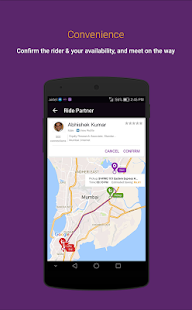 LiftO – Enabling Smart Commute- screenshot thumbnail