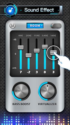 Equalizer, Bass Booster & Volume Booster - EQ 1.5.7 screenshots 1