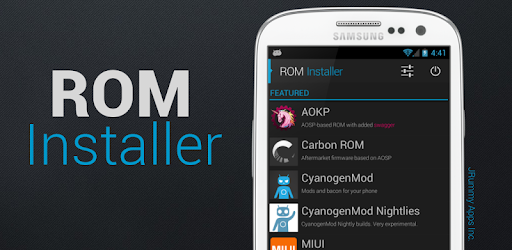 ROM Installer - Apps on Google Play