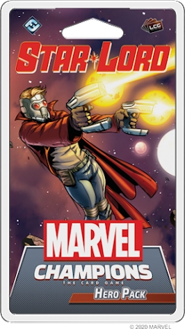 Marvel Champ Star-Lord Hero Pack