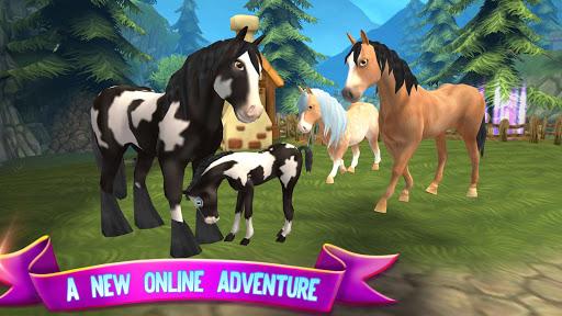 Horse Paradise - My Dream Ranch  screenshots 2