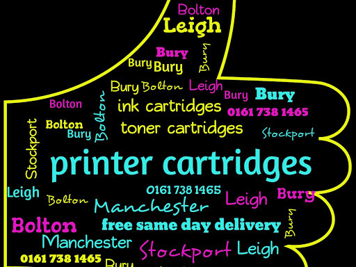 Cartridge Care Manchester on Google