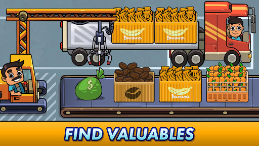 Transport It! - Idle Tycoon Apk 1