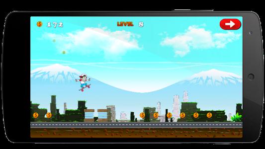 Skater boy Crazy game screenshot 2