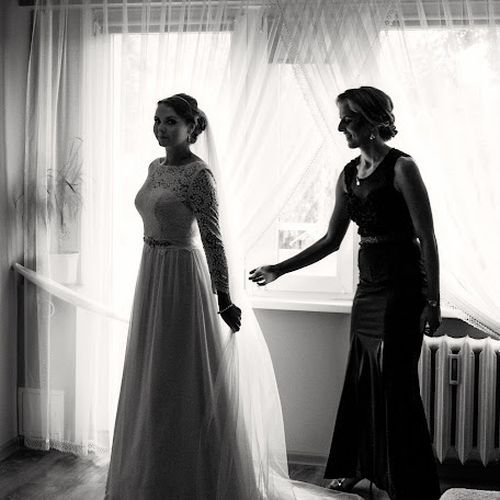 Wedding photographer Piotr Sobolewski (psfoto). Photo of 05.01.2017