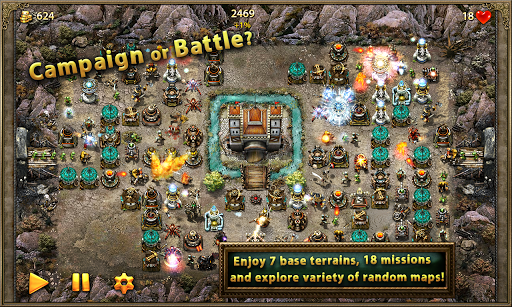 Myth Defense LF free  screenshots 1