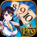 Pyramid Solitaire Asia Pro icon